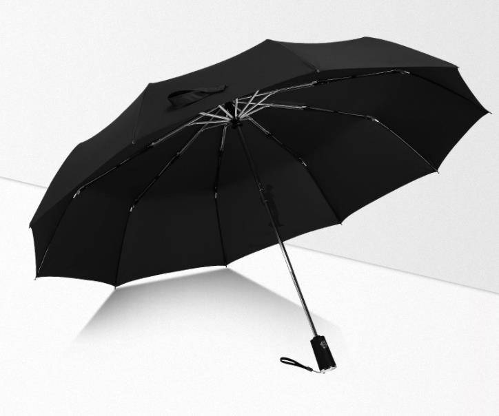 定做广告伞 10骨折叠伞 自动开收三折伞